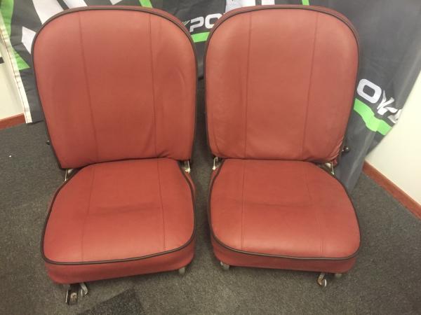 MG stoelen bekleding
